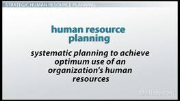 what is the strategic planning process model steps examples strategic human resource planning definition model