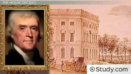 President Jefferson's Election and Jeffersonian Democracy