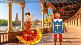 Carmen the Opera: Synopsis, Music & Composer - Video & Lesson