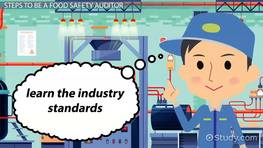 Become a Food Safety Auditor: Education and Career Roadmap