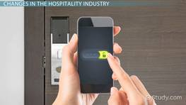 Hospitality Industry: Trends & Technology