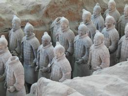 The Qin Dynasty in China: The Great Wall & Legalism