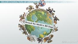 Around the World in Eighty Days by Jules Verne: Summary & Characters