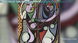Picasso's Girl Before a Mirror: Meaning & Analysis