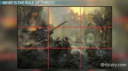 Rule of Thirds in Photography: Definition & Examples