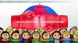 Pseudo-psychology: Definition & Examples
