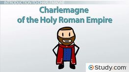 Charlemagne's Holy Roman Empire and the Divine Right to Rule