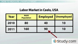 Defining and Measuring the Unemployment Rate