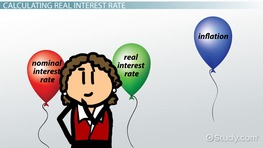 Real Interest Rate: Definition & Calculation