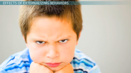 Externalizing Behaviors: Examples & Definition