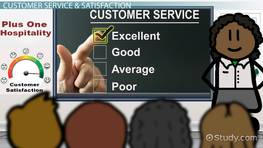 Hospitality Industry: Customer Service & Guest Satisfaction