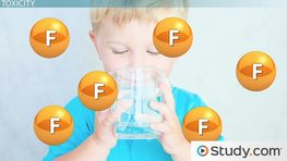 Fluoride: Deficiency & Toxicity Symptoms