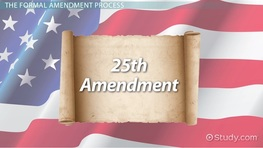 Formal Amendment: Definition & Process