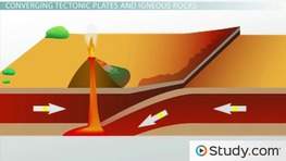 Locating Igneous Rocks: The Relationship Between Igneous Rocks & Tectonic Plates