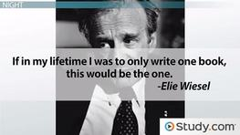 an overview of the novel night on the topic of holocaust by author elie wiesel Find and save ideas about night by elie wiesel on pinterest by elie wiesel book trailer with real holocaust youth essay topics night by elie wiesel.