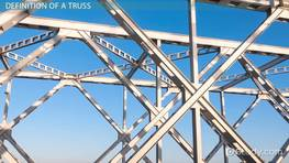Truss Definition Design Types