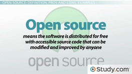Intellectual Property and Open Source Software: Issues and Concerns
