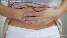 What Is Dysmenorrhea? - Definition, Symptoms & Treatment