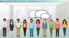 Democratic Decision-Making Style: Definition & Overview