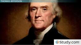 Jeffersonianism: Overview & Practical Teaching Examples