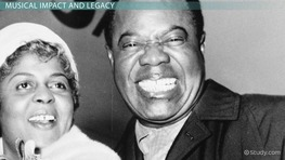 Louis Armstrong: Music, Trumpet & Vocal Style