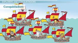 New Spain: Spanish Explorers and Spanish Colonies