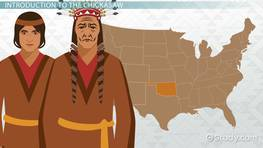 Chickasaw Tribe: History & Facts
