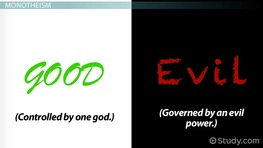 Polytheism & Monotheism in Religion: Many Gods vs. One God