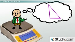 Properties of Shapes: Triangles