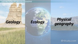 Biogeography: Definitions & Examples