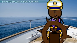 Become a Boat Captain: Step-by-Step Career Guide