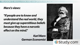 Karl Marx on Religion: How Religion Affects Social Inequality