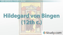 What Is Medieval Music? - History, Church Music & Composers