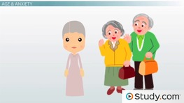 Problems Associated with Aging: Depression, Stress, Anxiety and Other Later-in-Life Disorders