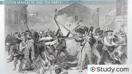 Causes of the American Revolution: Events & Turning Points