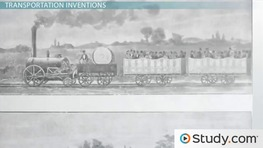 Inventions of the Industrial Revolution: Examples & Summary