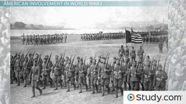 WWI: America's Entry and Russia's Exit
