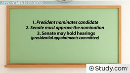 Staffing the Executive Office: Presidential Appointees & the Appointing Process