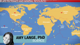 Plate Tectonics and the Location of Mineral Deposits