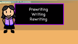 The Technical Writing Process: Prewriting, Writing & Rewriting