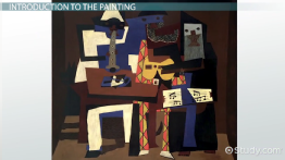Picasso's Three Musicians: Painting & Analysis