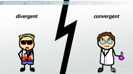 Divergent Thinking: Definition & Examples