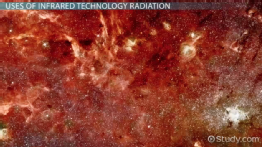 Infrared Radiation: Definition, Uses & Effects