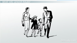 Gender Roles in Society: Definition & Overview