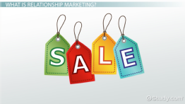 What is Relationship Marketing? - Definition & Strategies