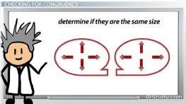 Congruent in Math: Definition & Examples