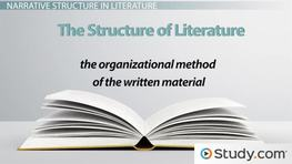Structure in Literature: Definition & Examples