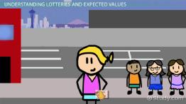 Lotteries: Finding Expected Values of Games of Chance