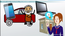 Selecting Subject & Object Pronouns: Rules & Examples