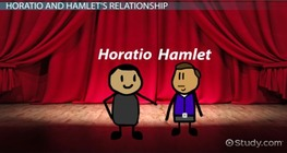 significance of horatio in hamlet Horatio's warnings to hamlet are rendered even more significant by the strength  of their relationship of all hamlet's friends, it is plain to see that horatio is the.